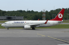 Aircraft Photo of TC-JGL | Boeing 737-8F2 | Turkish Airlines | AirHistory.net #189047