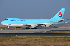 Aircraft Photo of HL7400 | Boeing 747-4B5F/SCD | Korean Air Cargo | AirHistory.net #189298