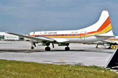 Aircraft Photo of N477KW | Convair 440 | Air Sunshine | AirHistory.net