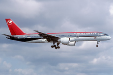 Aircraft Photo of N508US | Boeing 757-251 | Northwest Airlines | AirHistory.net