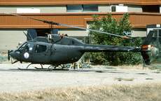 Aircraft Photo of 71-20512 / 0-20512 | Bell OH-58A Kiowa (206A-1) | USA - Army | AirHistory.net #190387