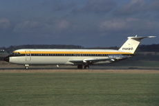 Aircraft Photo of G-AXMG | BAC 111-518FG One-Eleven | Monarch Airlines | AirHistory.net #190417