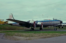 Aircraft Photo of C-GBSK | Douglas C-54G Skymaster | Conifair Aviation | AirHistory.net