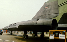 Aircraft Photo of 61-7958 / 17958 | Lockheed SR-71A Blackbird | USA - Air Force | AirHistory.net