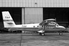 Aircraft Photo of CF-UXE | De Havilland Canada DHC-6-100 Twin Otter | Trans-Australia Airlines - TAA | AirHistory.net #195799