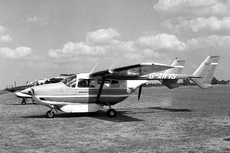 Aircraft Photo of G-AWVS | Cessna 337D Super Skymaster | AirHistory.net