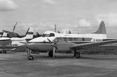 Aircraft Photo of G-AVHV | De Havilland D.H. 104 Dove 8 | Dowty Rotol | AirHistory.net #196306