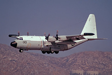 Aircraft Photo of 159348 | Lockheed TC-130Q Hercules (L-382) | USA - Navy | AirHistory.net #196462
