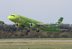 Aircraft Photo of VQ-BDE | Airbus A320-... | S7 Airlines | AirHistory.net