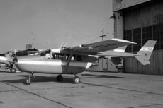 Aircraft Photo of CF-MAE | Cessna 337F Super Skymaster | AirHistory.net