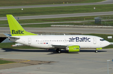 Aircraft Photo of YL-BBE | Boeing 737-53S | AirBaltic | AirHistory.net