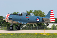 Aircraft Photo of N257DB | North American T-6G Texan | USA - Army | AirHistory.net
