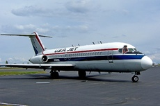 Aircraft Photo of N192US | McDonnell Douglas DC-9-15RC | USA Jet Airlines | AirHistory.net