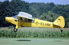 Aircraft Photo of D-ELHM | Piper L-18C Super Cub (PA-18-95) | AirHistory.net #200021