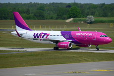 Aircraft Photo of HA-LYG | Airbus A320-232 | Wizz Air | AirHistory.net