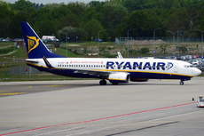 Aircraft Photo of EI-DHT | Boeing 737-8AS | Ryanair | AirHistory.net