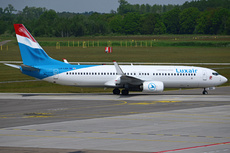 Aircraft Photo of LX-LBA | Boeing 737-8C9 | Luxair | AirHistory.net