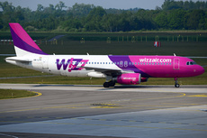 Aircraft Photo of HA-LPO | Airbus A320-232 | Wizz Air | AirHistory.net