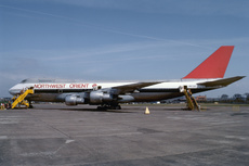 Aircraft Photo of N603US | Boeing 747-151 | Northwest Orient Airlines | AirHistory.net #200899