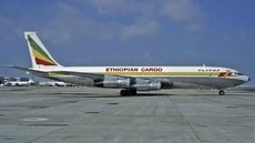 Aircraft Photo of ET-AIV | Boeing 707-327C | Ethiopian Airlines Cargo | AirHistory.net #201369