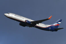 Aircraft Photo of VP-BCG | Boeing 737-8LJ | Aeroflot - Russian Airlines | AirHistory.net #201471