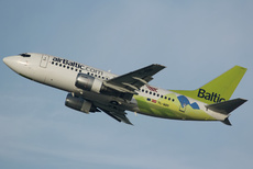 Aircraft Photo of YL-BBN | Boeing 737-522 | AirBaltic | AirHistory.net