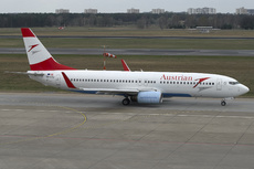 Aircraft Photo of OE-LNJ | Boeing 737-8Z9 | Austrian Airlines | AirHistory.net