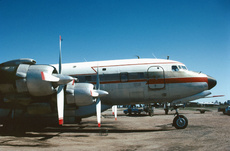 Aircraft Photo of N4887C | Douglas DC-7B | T & G Aviation | AirHistory.net