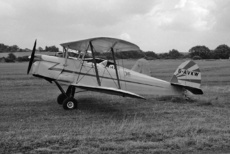 Aircraft Photo of G-AVKW | Stampe-Vertongen SV-4B | AirHistory.net #205050