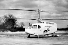 Aircraft Photo of NX74012 | Bendix Model J | Bendix Helicopter | AirHistory.net