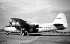 Aircraft Photo of VH-AGF | Percival P.50 Prince 4 | Adastra Hunting Geophysics | AirHistory.net