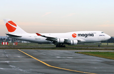 Aircraft Photo of TF-AMN | Boeing 747-4F6(BDSF) | Magma Aviation | AirHistory.net