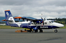 Aircraft Photo of C-GVZQ | Viking DHC-6-400 Twin Otter | Aurora Airlines | AirHistory.net