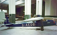 Aircraft Photo of G-AEDB | BAC Drone 2 | AirHistory.net