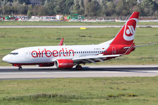 Aircraft Photo of D-ABLD | Boeing 737-76J | Air Berlin | AirHistory.net #206403