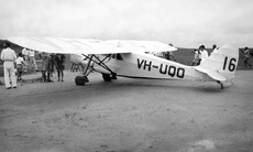 Aircraft Photo of VH-UQO | De Havilland D.H. 80A Puss Moth | AirHistory.net #207171