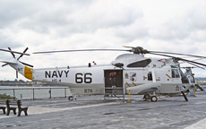 Aircraft Photo of 149711 | Sikorsky UH-3H Sea King (S-61B) | USA - Navy | AirHistory.net
