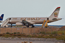 Aircraft Photo of A6-EII | Airbus A320-232 | Etihad Airways | AirHistory.net