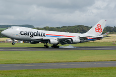 Aircraft Photo of LX-VCV | Boeing 747-4R7F/SCD | Cargolux | AirHistory.net