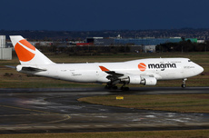 Aircraft Photo of TF-AMP | Boeing 747-481(BCF) | Magma Aviation | AirHistory.net