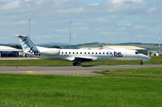Aircraft Photo of G-ERJD | Embraer ERJ-145EP (EMB-145EP) | Flybe | AirHistory.net #207763