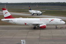 Aircraft Photo of OE-LBN | Airbus A320-214 | Austrian Airlines | AirHistory.net