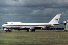 Aircraft Photo of N93107 | Boeing 747-131 | Trans World Airlines - TWA | AirHistory.net