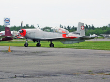 Aircraft Photo of C-FGBQ / A-817 | Pilatus P-3-05 | Switzerland - Air Force | AirHistory.net