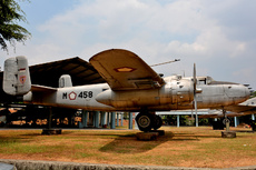 Aircraft Photo of M-458 | North American B-25J Mitchell | Indonesia - Air Force | AirHistory.net