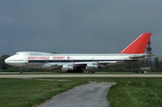 Aircraft Photo of N602US | Boeing 747-151 | Northwest Orient Airlines | AirHistory.net