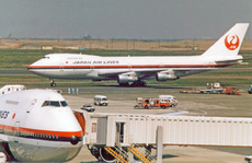 Aircraft Photo of JA8121 | Boeing 747SR-46 | Japan Air Lines - JAL | AirHistory.net #209406