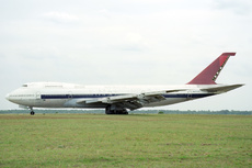 Aircraft Photo of N602PR | Boeing 747-151 | AirHistory.net