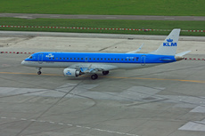 Aircraft Photo of PH-EZP | Embraer 190STD (ERJ-190-100STD) | KLM Cityhopper | AirHistory.net