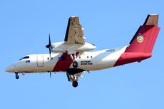 Aircraft Photo of VH-ZZI | Bombardier DHC-8-202Q/MPA | Australian Customs | AirHistory.net